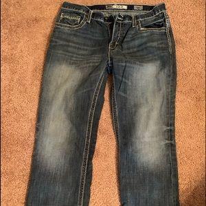 Men's Buckle Jeans - Derek in size 33/30L